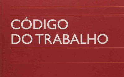 Code du travail portugais : Modifications intervenues par la loi n° 93/2019
